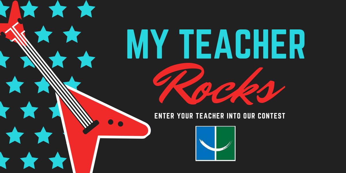 Nominate Your Teacher for Our My Teacher Rocks Contest